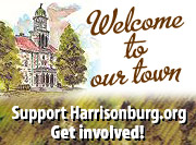 HARRISONBURG Rockingham County Court House