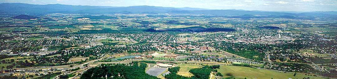 Harrisonburg, Virginia, a preferred friendly city